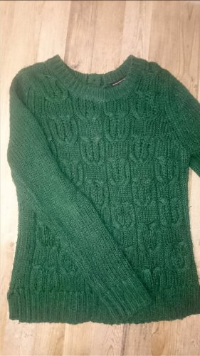 Dorothy Perkins Wool Sweater forest green