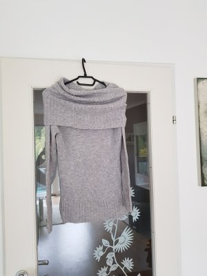 Colloseum Wool Sweater light grey