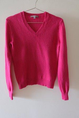 Uniqlo Maglione di lana rosa Lana