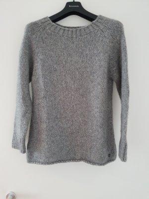 Better Rich Maglione di lana grigio