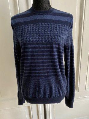 Brooks Brothers Pull en laine multicolore
