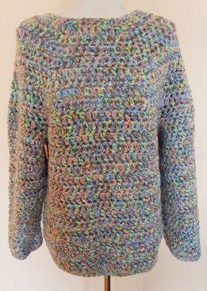 Wollpullover für Damen in Gr. 40