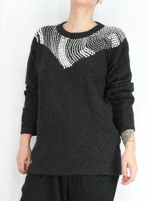 Wollpullover Gr.M Oversize Pullover