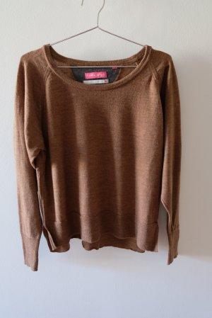 Lieblingsstück Wool Sweater brown wool