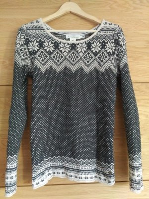 Wollpullover Muster