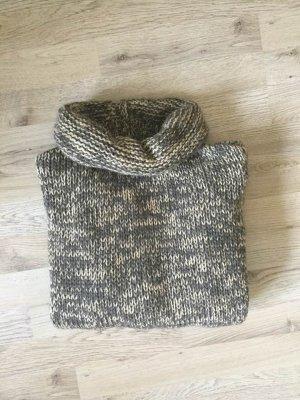 Wollpullover Schu rwolle/Alpaca neuwertig