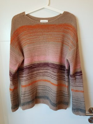 Armedangels Coarse Knitted Sweater light brown