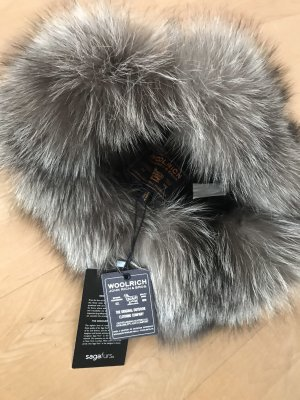 Woolrich Fur Hat multicolored