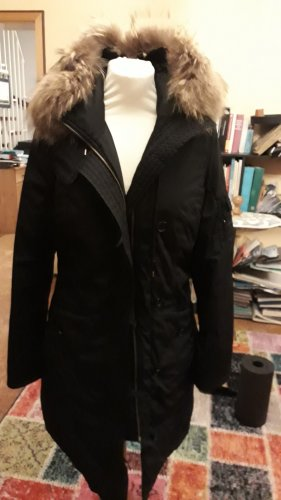 Woolrich Donsjas zwart