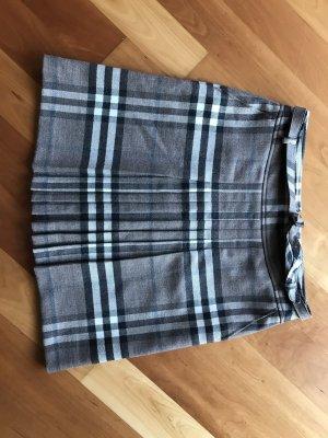Burberry Wollen rok veelkleurig