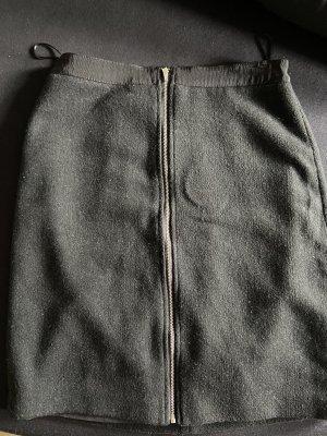 Esprit Wełniana spódnica czarny