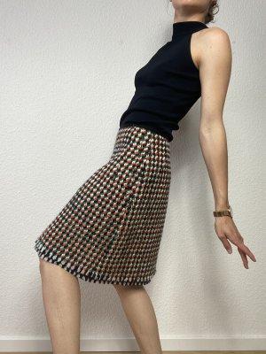 Odeeh Wool Skirt multicolored
