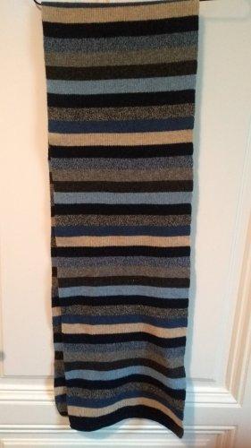 Basefield Bufanda de lana multicolor