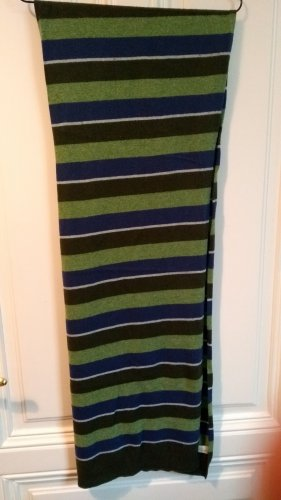 Christian Berg Knitted Scarf multicolored