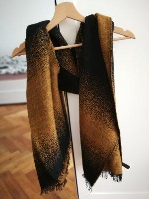 Gina Monti Sciarpa di lana multicolore Lana d'alpaca
