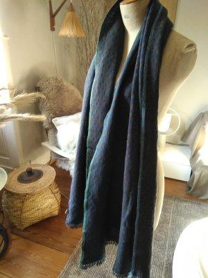 mel & davis New York Sciarpa di lana multicolore