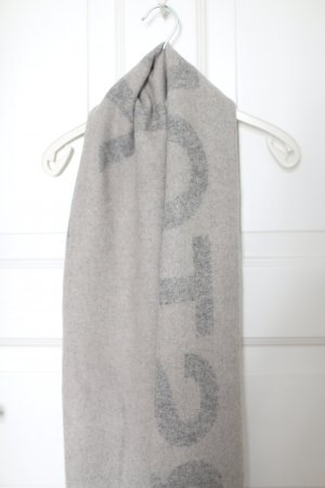 Laurèl Woolen Scarf silver-colored-grey