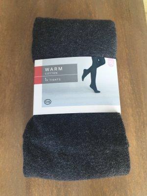 C&A Pantalon en laine gris foncé-gris anthracite