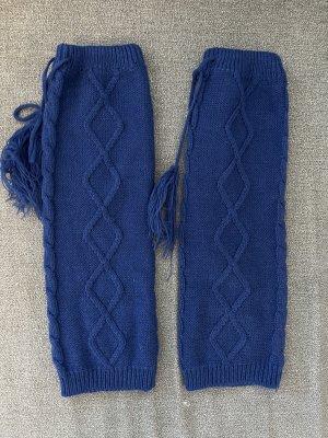 Jambière bleu-bleu foncé