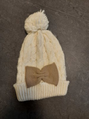 Chaos Pointed Hat natural white-beige