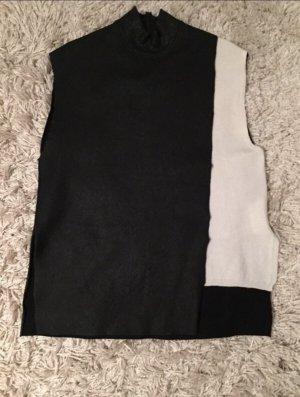 3.1 Phillip Lim Smanicato lavorato a maglia nero-bianco
