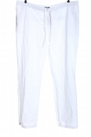 Woman by Tchibo Baggy Pants weiß Casual-Look