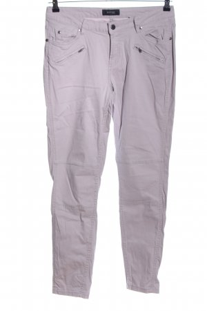 Woman by Tchibo Boyfriend Trousers light grey casual look