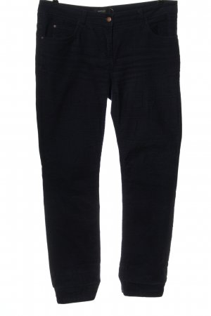 Woman by Tchibo Corduroy Trousers black casual look