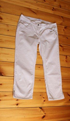 Woman by Tchibo 7/8-jeans licht beige Katoen