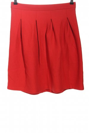 Woman by Tchibo Gonna a pieghe rosso stile casual