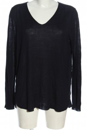 Woman by Tchibo Feinstrickpullover schwarz Casual-Look