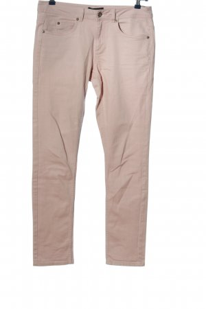 Woman by Tchibo Five-Pocket-Hose pink Casual-Look