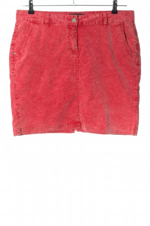 Woman by Tchibo High Waist Rock rot Casual-Look