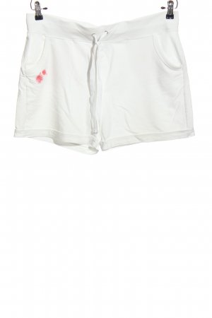 Woman by Tchibo Hot Pants weiß Casual-Look