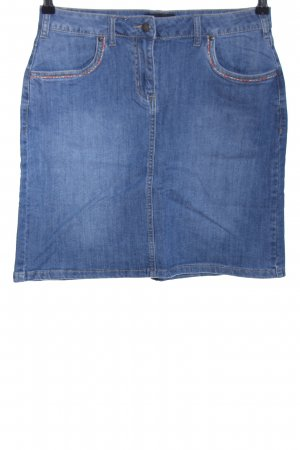 Woman by Tchibo Jeansrock blau Casual-Look