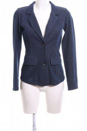 Woman by Tchibo Jerseyblazer blau Business-Look