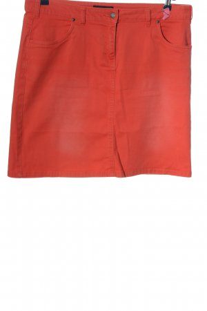 Woman by Tchibo Minirock rot Casual-Look