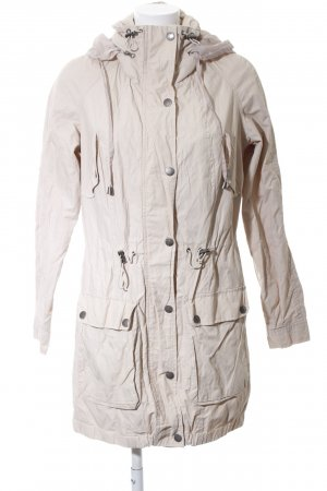 Woman by Tchibo Raincoat natural white casual look