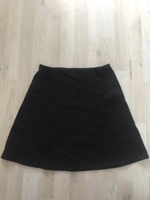 Woman by Tchibo Jupe taille haute noir viscose