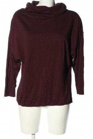 Woman by Tchibo Jersey de cuello alto rojo look casual