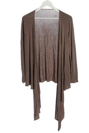 Woman by Tchibo Veste chemise brun style décontracté