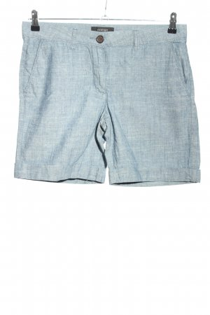 Woman by Tchibo Shorts blau Webmuster Casual-Look