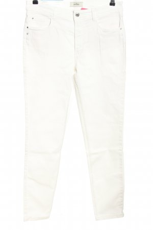 Woman by Tchibo Jeans slim fit bianco stile casual