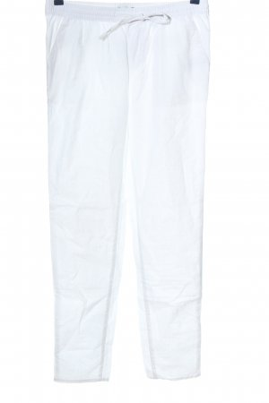 Woman by Tchibo Jersey Pants white casual look