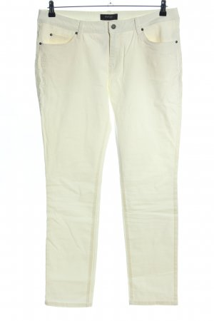 Woman by Tchibo Straight-Leg Jeans weiß Casual-Look