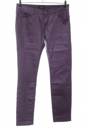 Woman by Tchibo Stretchhose lila Casual-Look