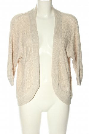 Woman by Tchibo Strick Cardigan creme Casual-Look