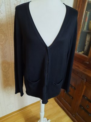 Woman by Tchibo Knitted Cardigan black