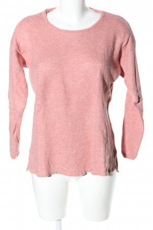 Woman by Tchibo Strickpullover pink Casual-Look