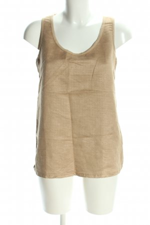 Woman by Tchibo Tanktop creme Allover-Druck Casual-Look